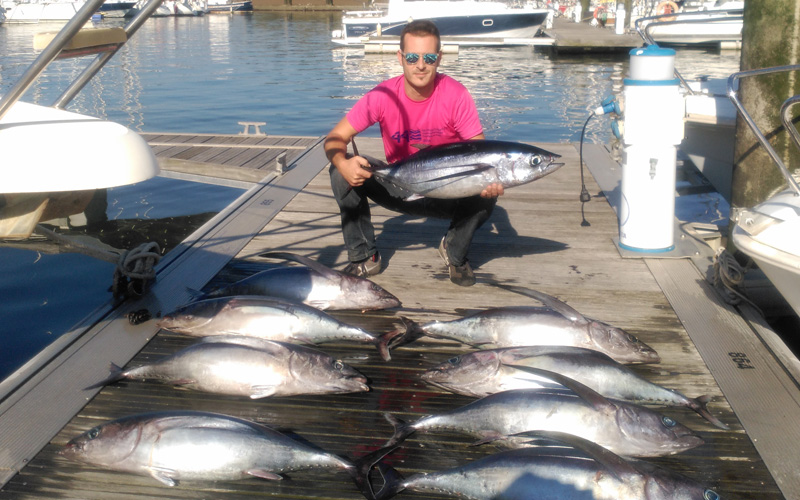 Tuna Fishing San Sebastian